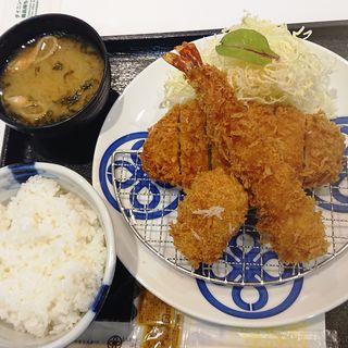 よくばり膳(とんかつ まい泉 ラゾーナ川崎プラザ店)