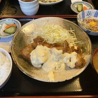 チキン南蛮定食(葉菜海家 )