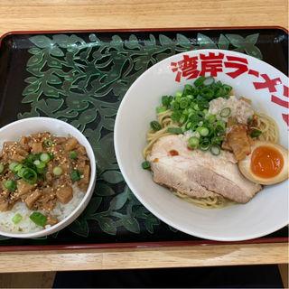 湾岸そば+チャー丼(湾岸ラーメン食堂 )
