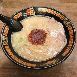 らーめん(一蘭 三宮店 )
