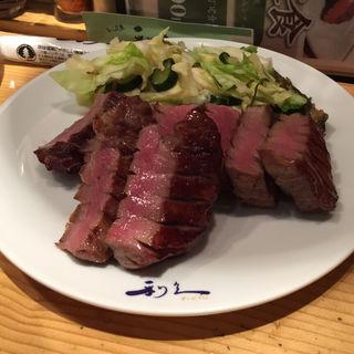 牛たん極焼(4枚8切)(牛たん炭焼 利久 東七番丁店 (ぎゅうたんすみやき りきゅう))