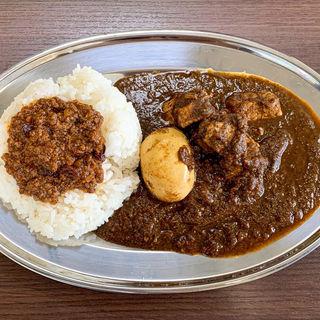ホロホロポークカレー(カレーの店 no curry, no life.)