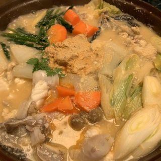 あんこう鍋(どぶ汁)
