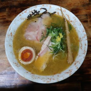 蟹塩そば(麺屋裕)