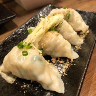 水餃子(新世界餃子)