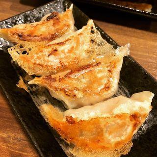 焼き餃子(新世界餃子)