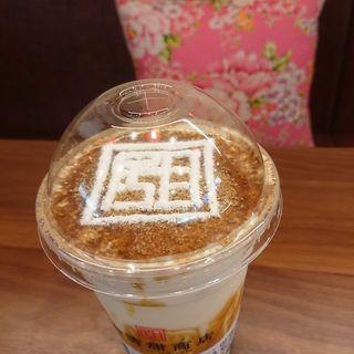 甜黒糖クリームミルク(台湾甜商店 阪急三番街店)