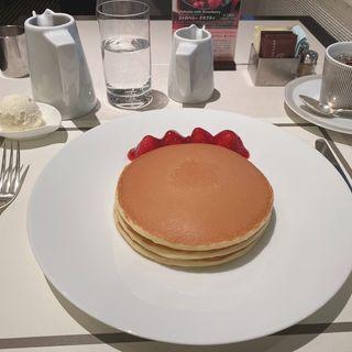 パンケーキ(帝国ホテル東京 インペリアルラウンジ アクア)