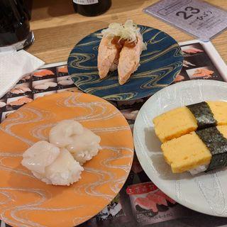 握り寿司(回転すし屋 HiBaRi新宿店 (ヒバリ))
