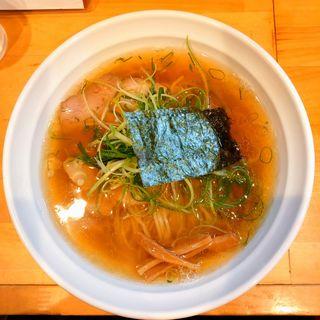 醤油(麺哲 (めんてつ))