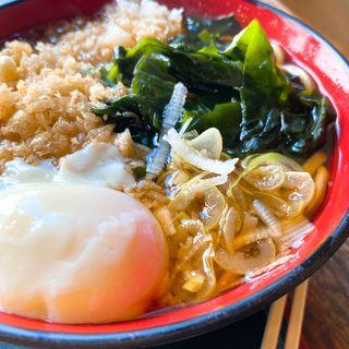 かけそば(蕎麦 さだはる 西新橋店 (【旧店名】蕎麦 まえだ))
