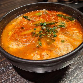 テグタンスープ(焼肉もとやま 新宿店 )