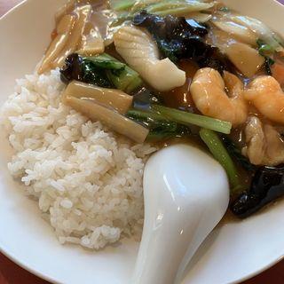 中華丼(大陸 (タイリク))