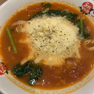 太陽のチーズトマトカレー(太陽のトマト麺 渋谷道玄坂支店)