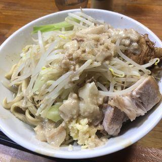 小ラーメン(蓮爾 新町一丁目店)
