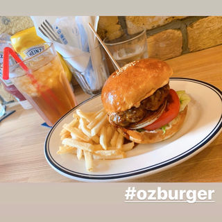 テリヤキバーガー(OZ Burger)