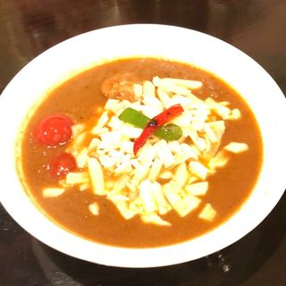 トマトチキン(curry 草枕)