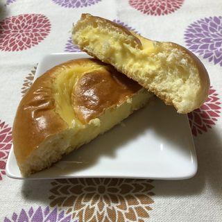 純生クリームパン