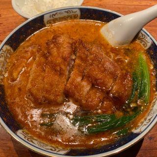 排骨担々麺(はしご 銀座四丁目店 )