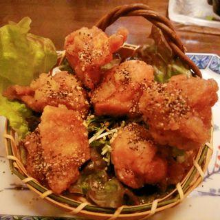 鶏のザンギ(旬菜旬魚 かこいや)