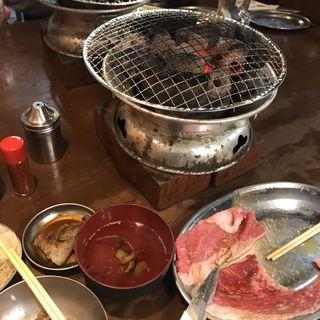 焼肉定食 たれ(ホルモンまさる  )