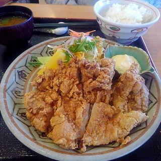 山賊定食(レストラン伊達)