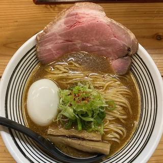 日本の味噌らーめん(極麺 青二犀 (ゴクメン アオニサイ))
