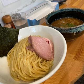濃厚つけ麺(麺処しろ)