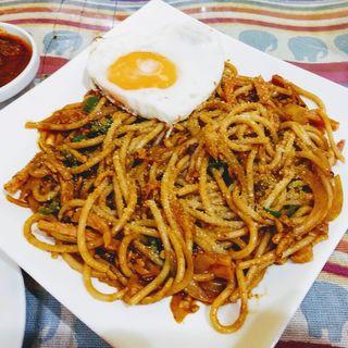 スリランカスパゲティー(セイロンカリー )