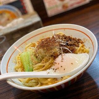 汁なし担々麺(らー麺 あけどや )
