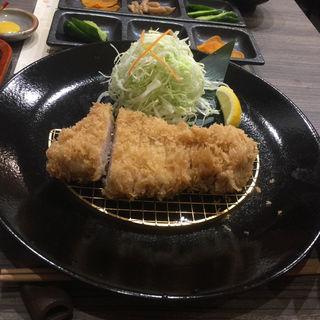 松坂ポークロースかつ(あげづき コレド室町テラス店)