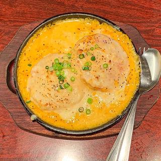 ハムキムチチーズ焼(酒蔵北の誉 )