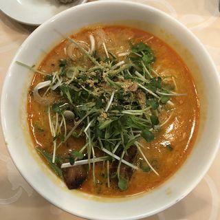担々麺+しゅうまい(小洞天 日本橋店 (ショウドウテン))