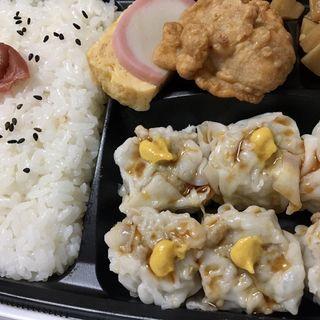 しゅうまい弁当(セブンイレブン 札幌南9条西7丁目店)