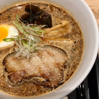 とらのこらーめん一乃寅(こってり)(寅乃虎 (スパイシーカレー麺))