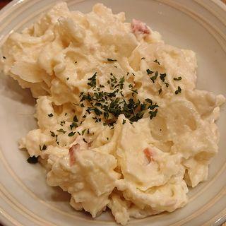 ポテトサラダ(串かつ でんがな 川崎店)