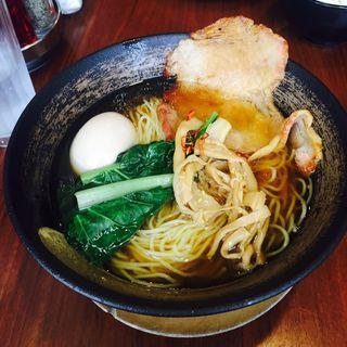 空海味玉そば 醤油(麺屋 空海 海浜幕張店 )