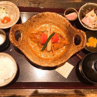 シチュー煮込みハンバーグ(菜胡野家 (ナゴヤカ))