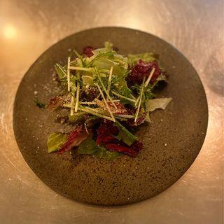 シンプルグリーンサラダ(36.5℃ Kitchen)