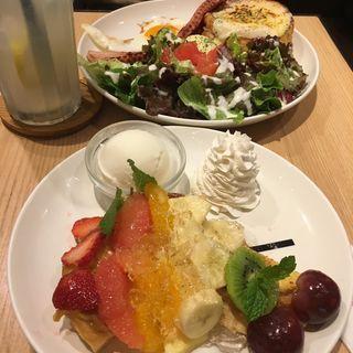 フレンチトースト ハーフ(アイボリッシュ 渋谷店 (Ivorish))