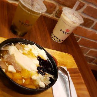 芋圓仙草満足(台湾甜商店 阪急三番街店)