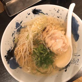 鶏そば(鶏そば 三歩一 )