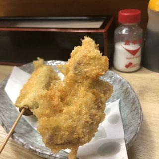 串カツ 豚肉