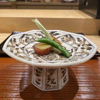 鯛味噌(鮨旬美西川)