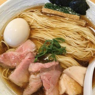 特製らぁ麺(醤油)(麺屋 さくら井)