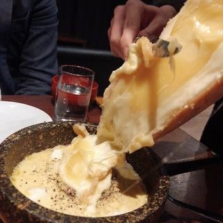 石焼チーズリゾット(DAIGOMI minamiaoyama)