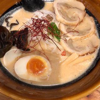 芳醇味噌ラーメン(札幌 炎神)