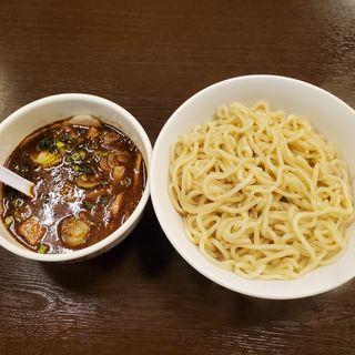 特濃魚介つけ麺(中)(麺豪 剣信)