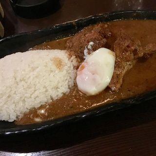 チキンカレー(三茶カリーZAZA 2号店)