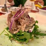 キアンティ豚のツナのサラダ